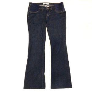 "J BRAND | ""Mama J"" Bootcut Maternity Jeans"